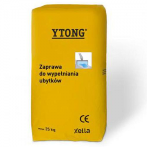 Zaprawa do wypełniania ubytków {Ytong 12,5kg}