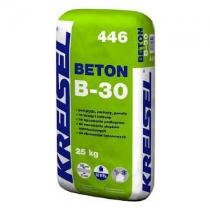 Zaprawa cementowa 30MPa {Kreisel BETON B-30 446 25 kg}