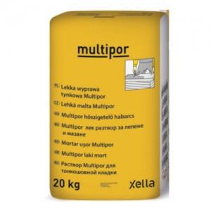 Zaprawa murarska {Xella Lekka multipor 20 kg}